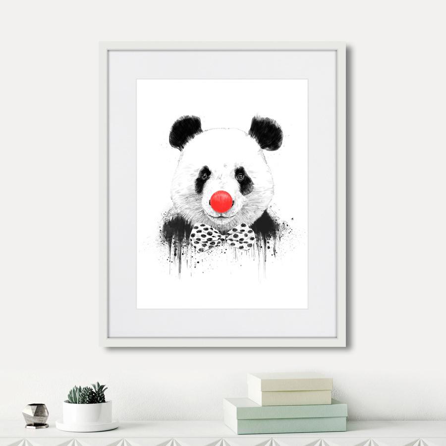 Panda Clown