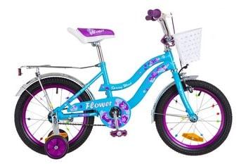 Дитячий велосипед для дівчаток Formula Flower