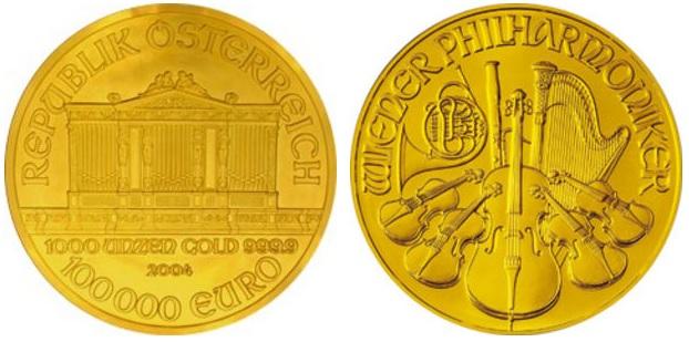 100 000 евро 2004
