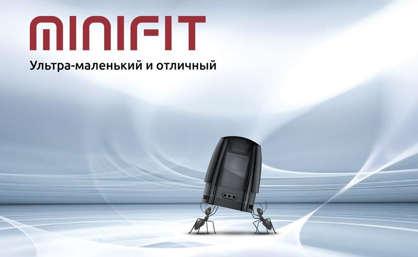 Картридж JUSTFOG Minifit Pod 1.5мл 1.6ом
