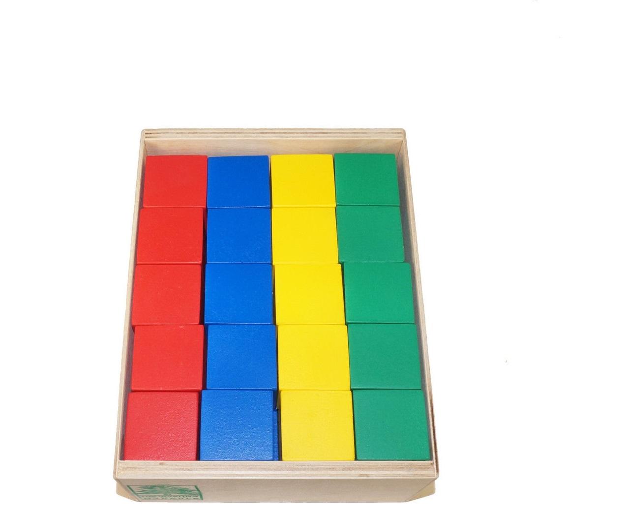 коробка кубики, набор кубиков из дерева для детского сада,деревянные кубики для детского сада