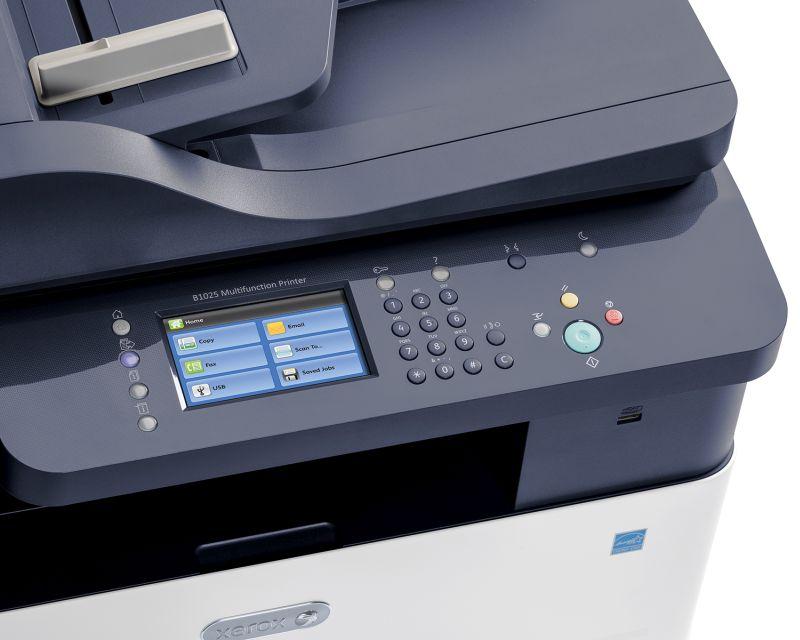 Представляем новые монохромные МФУ формата А3 от Xerox B1022/ B1025