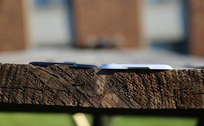 Сравнение задних крышек для Самсунг S5