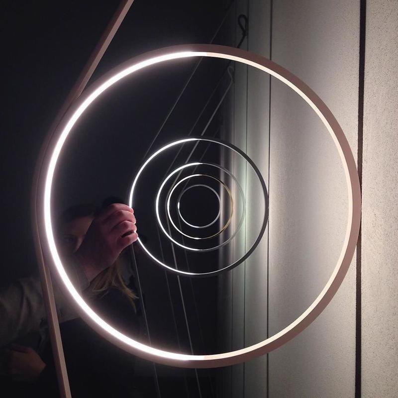 Светильник WireRing от Flos