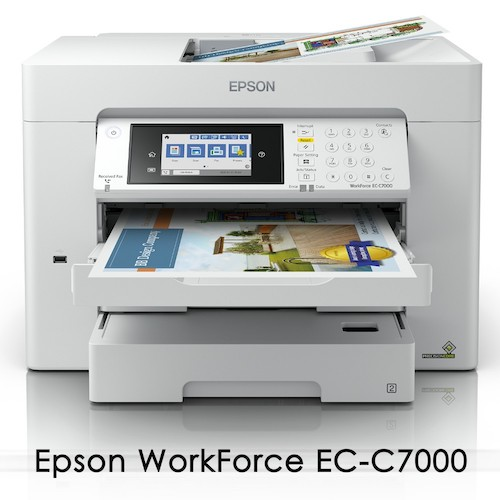 МФУ Epson WorkForce EC-C7000