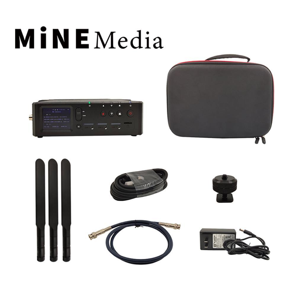 Mine Q8 комплектация и аксессуары