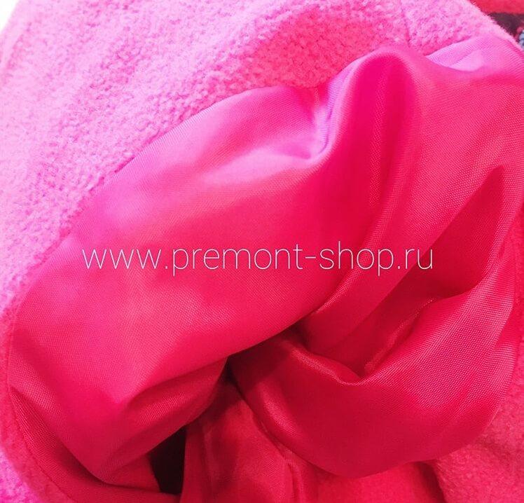 Подкладка на плаще Premont Фейерверки Лото-Квебек для девочек S18181