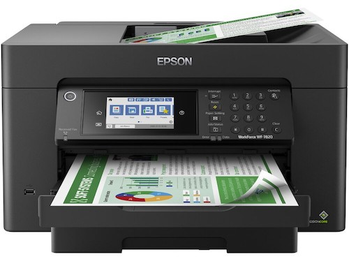 МФУ Epson WorkForce WF-7820