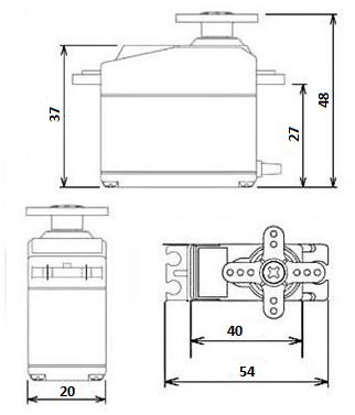 Схема Finedrive FN760R
