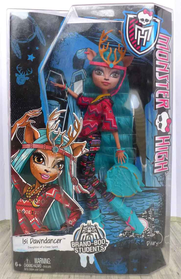 Упаковка с куклой Изи Даунденсер