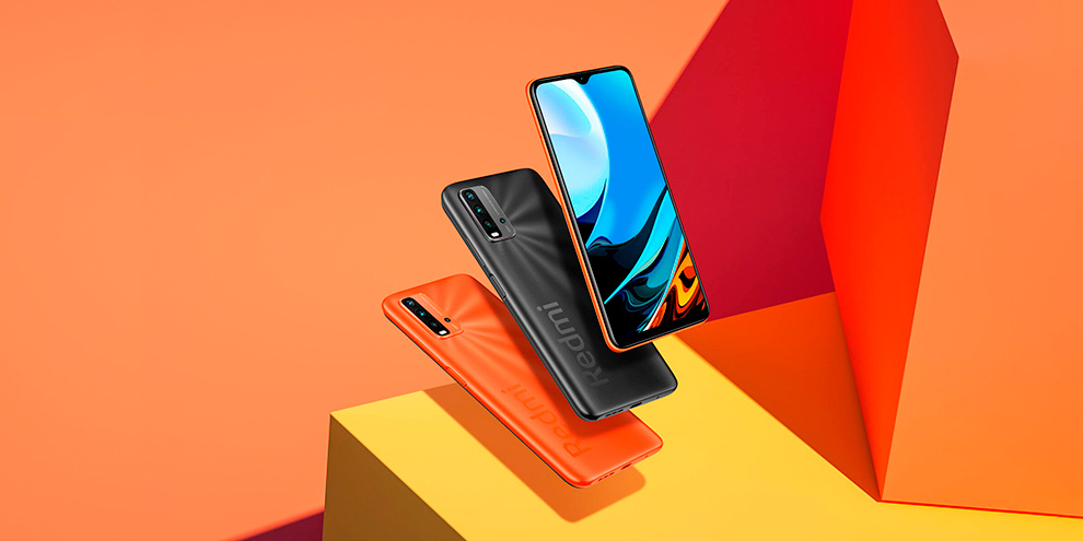Смартфон Xiaomi Redmi 9T