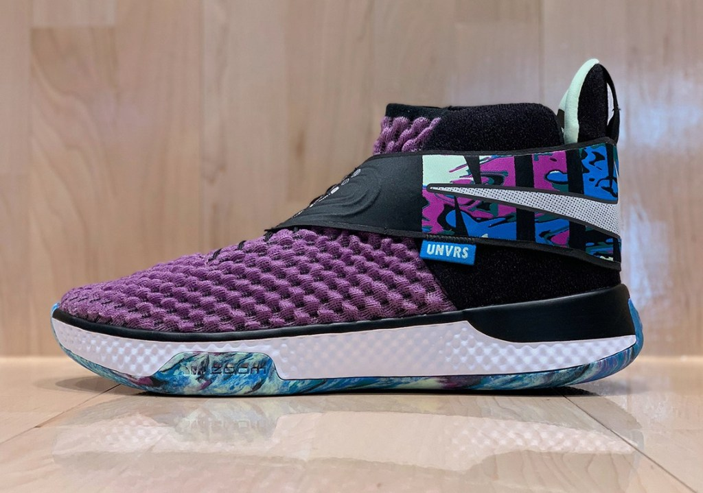Философия Nike Air Zoom UNVRS