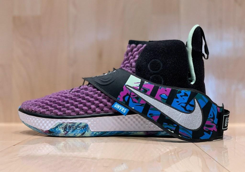 Дизайн Nike Air Zoom UNVRS