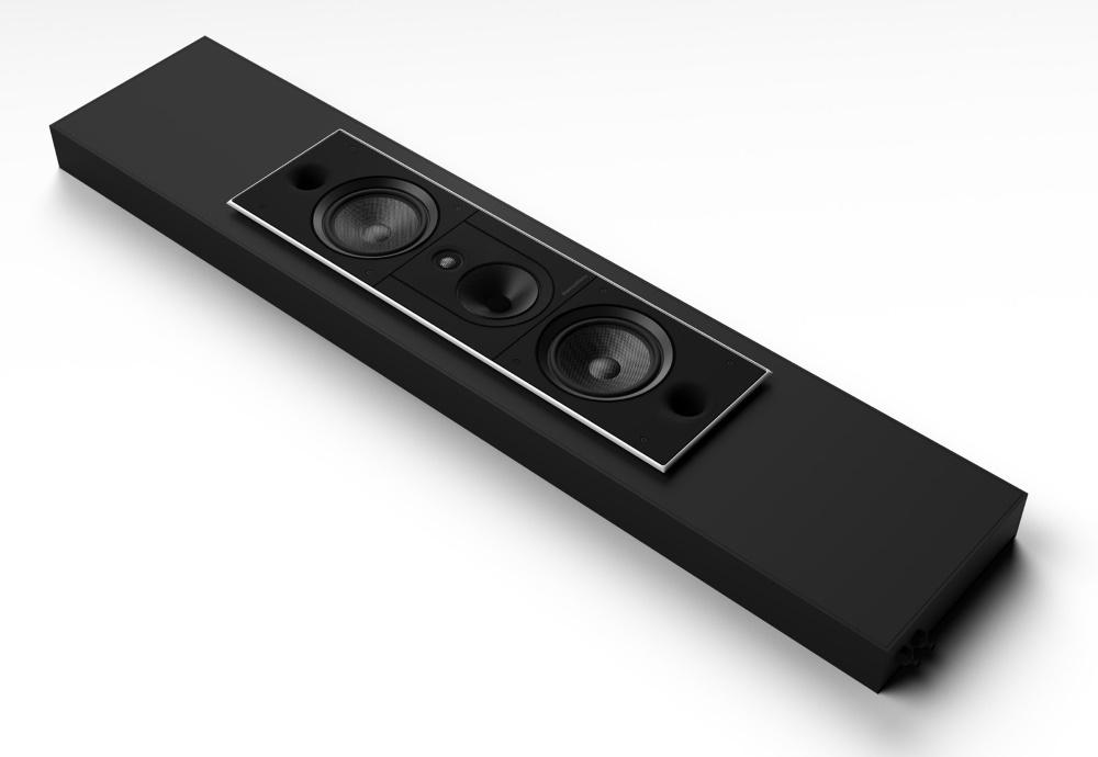 Встраиваемая акустика B&W CWM 8.3D