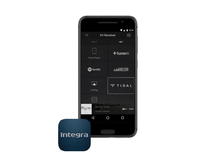 АВ ресивер Integra DRX-3.3