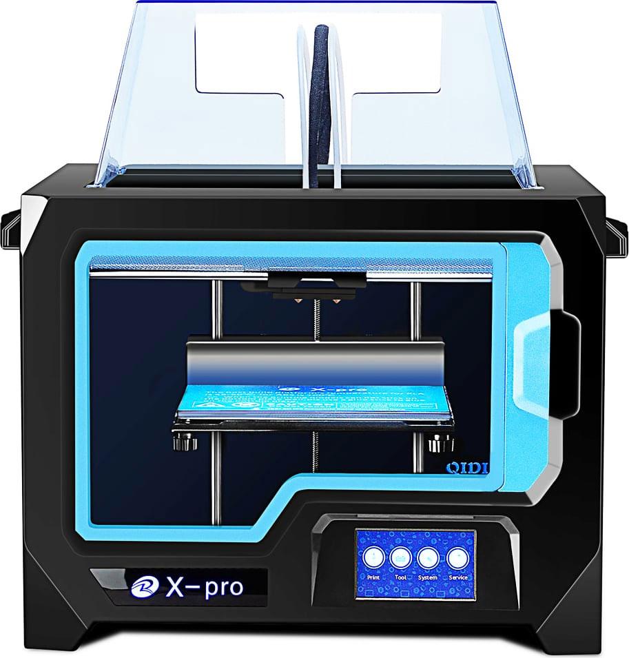Обзор Qidi Tech X-Pro