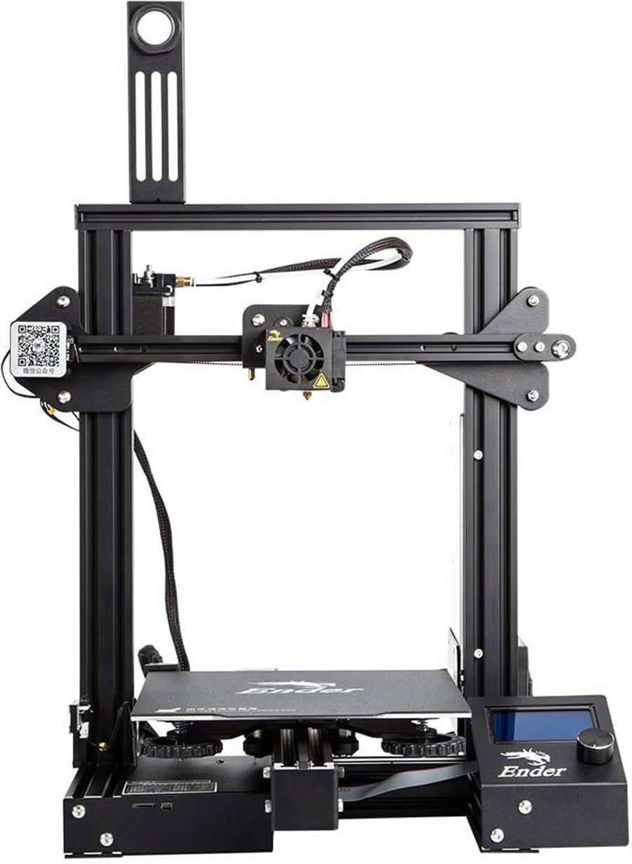 Обзор Creality3D Ender 3 Pro 3D-принтер