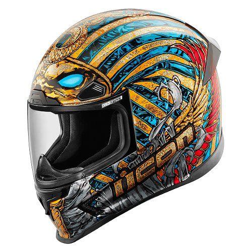 шлем расписанный полиуретановыми красками