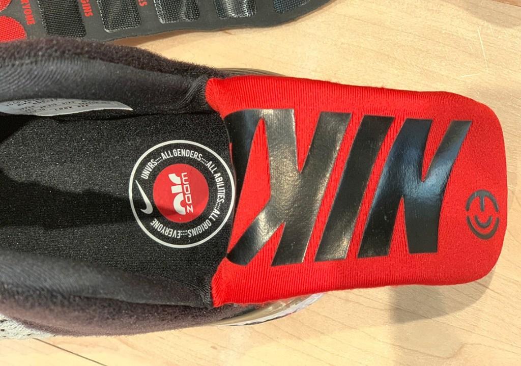 Стелька  Nike Air Zoom UNVRS