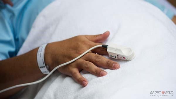 Медицинский пульсоксиметр