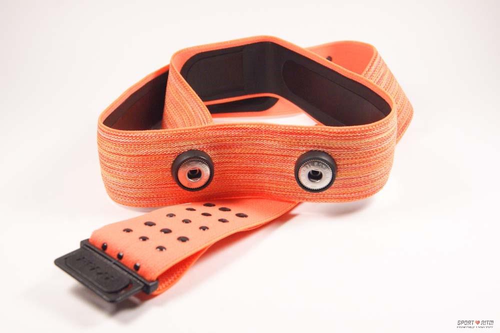 Ремешок для Polar H10 оранжевого цвета