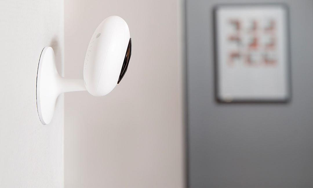 IP-Камера Xiaobai iMi Smart Camera можна прикрепить на стену