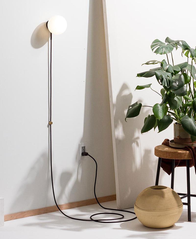 Светильник Lynea Plug Lamp от Human home