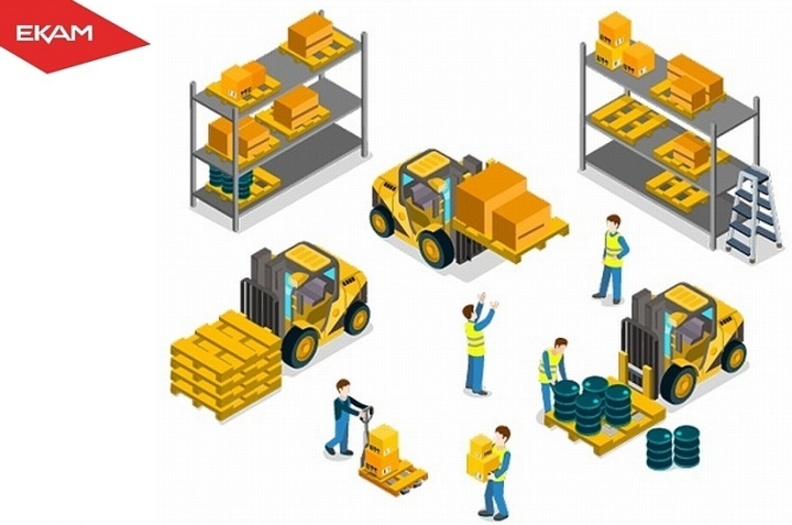Программа складского учета ЕКАМ – отличный вариант по автоматизации склада