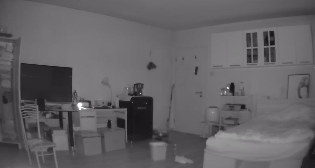 IP-Камера Xiaobai iMi Smart Camera ночная съемка