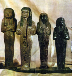 Статуэтки. Древний Египет