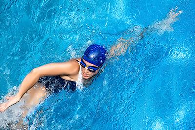 Фото шапочка для плавания