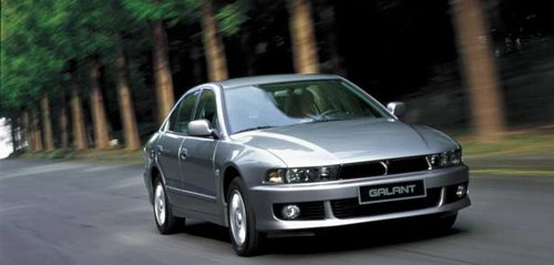 анализ масла Mitsubishi Galant 2000