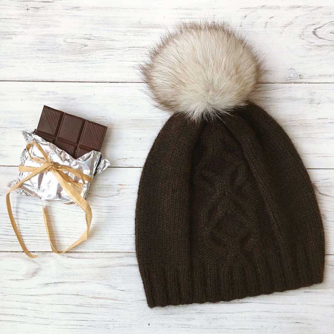 шапка из монгольского пуха яка