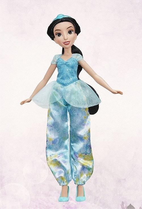 Кукла Жасмин, серия  Королевское сияние