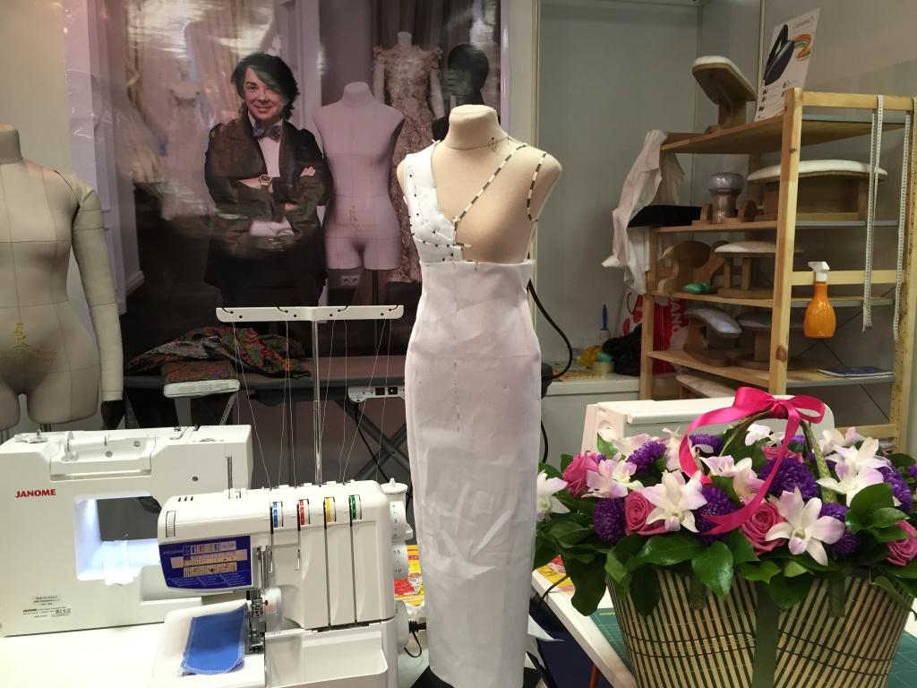 Масштабный манекен для обучения Royal Dress forms