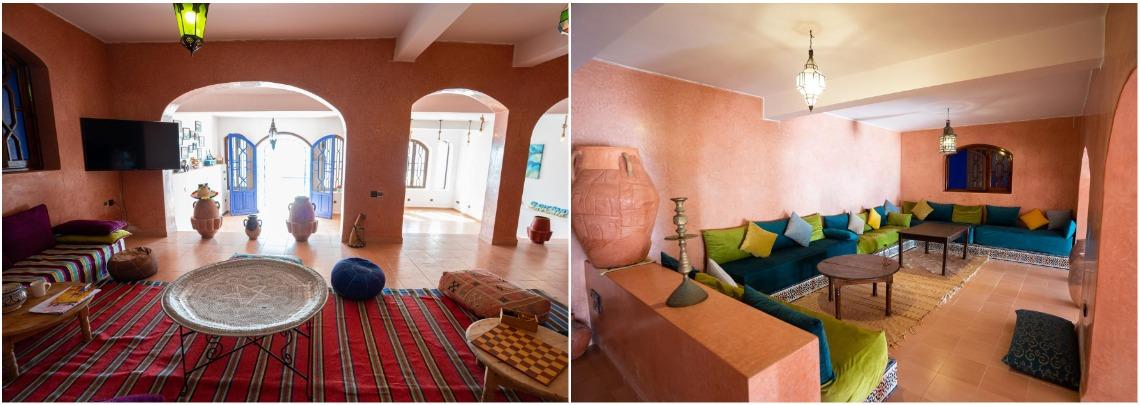 Уютный серф-кемп в Марокко