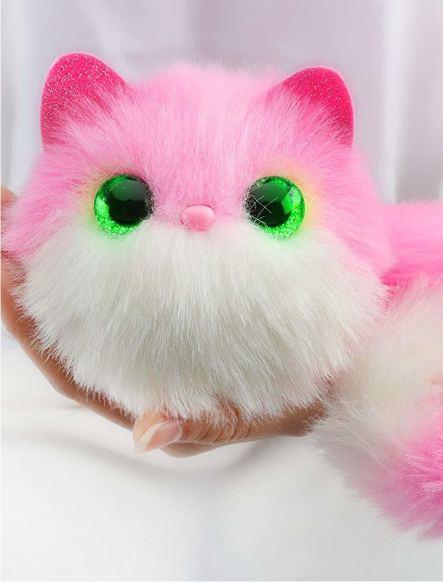 Пушистая игрушка - Котенок Pomsies Пинки
