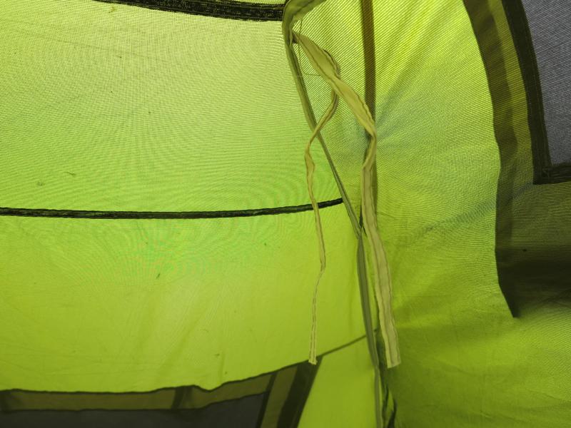 Обзор палатки Norfin Peled 3