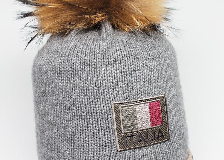 Модные шапки для мальчиков-подростков