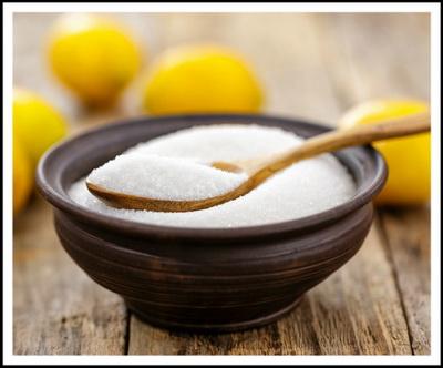 Лимонная кислота в фасовках 250г., 500г., 1кг.