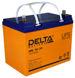 Герметичный свинцово-кислотный аккумулятор Delta HRL 12-33