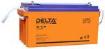 Герметичный свинцово-кислотный аккумулятор Delta HRL 12-80