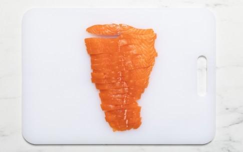Тартар из лосося, рецепт с фото 1