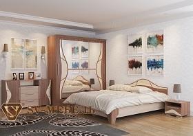ЛАГУНА-5 Мебель для спальни