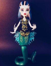 Кукла Фрэнки Штейн - Большой Скарьерный (Ужасный) Риф