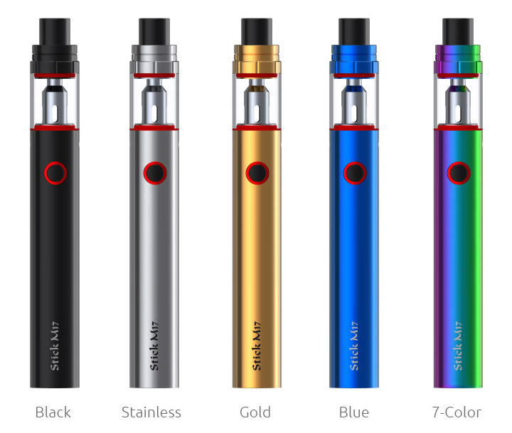 Цвета SMOK Stick M17 Kit
