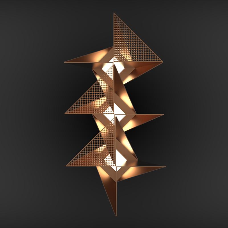 Светильник Resch от Vinci Nebreja