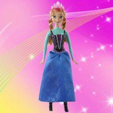 Кукла Анна Холодное Сердце, принцесса из Аренделла