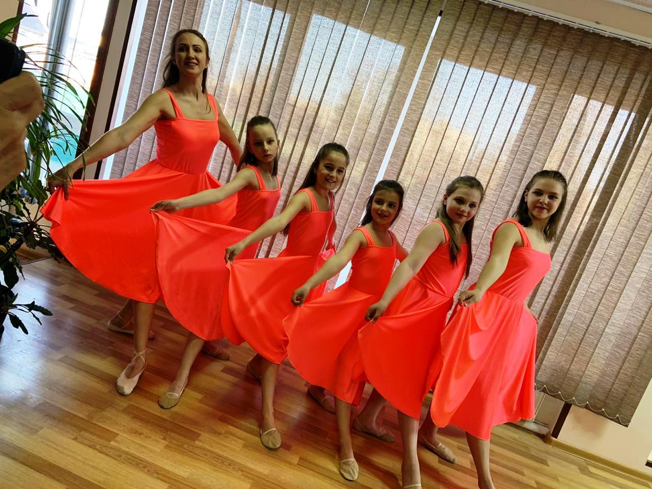 Коллектив современной и эстрадной хореографии