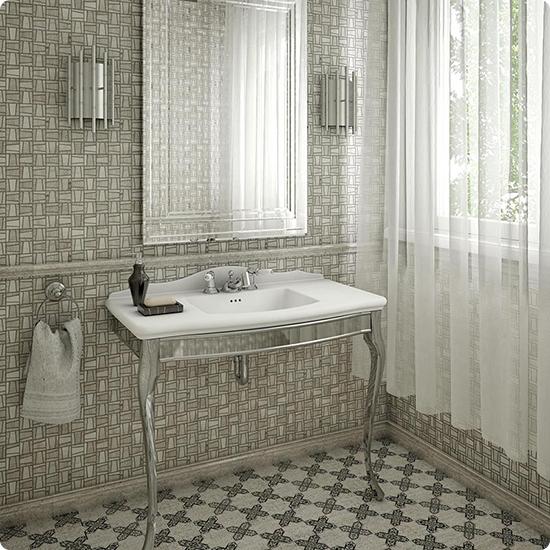 Миниатбрная ванная комната